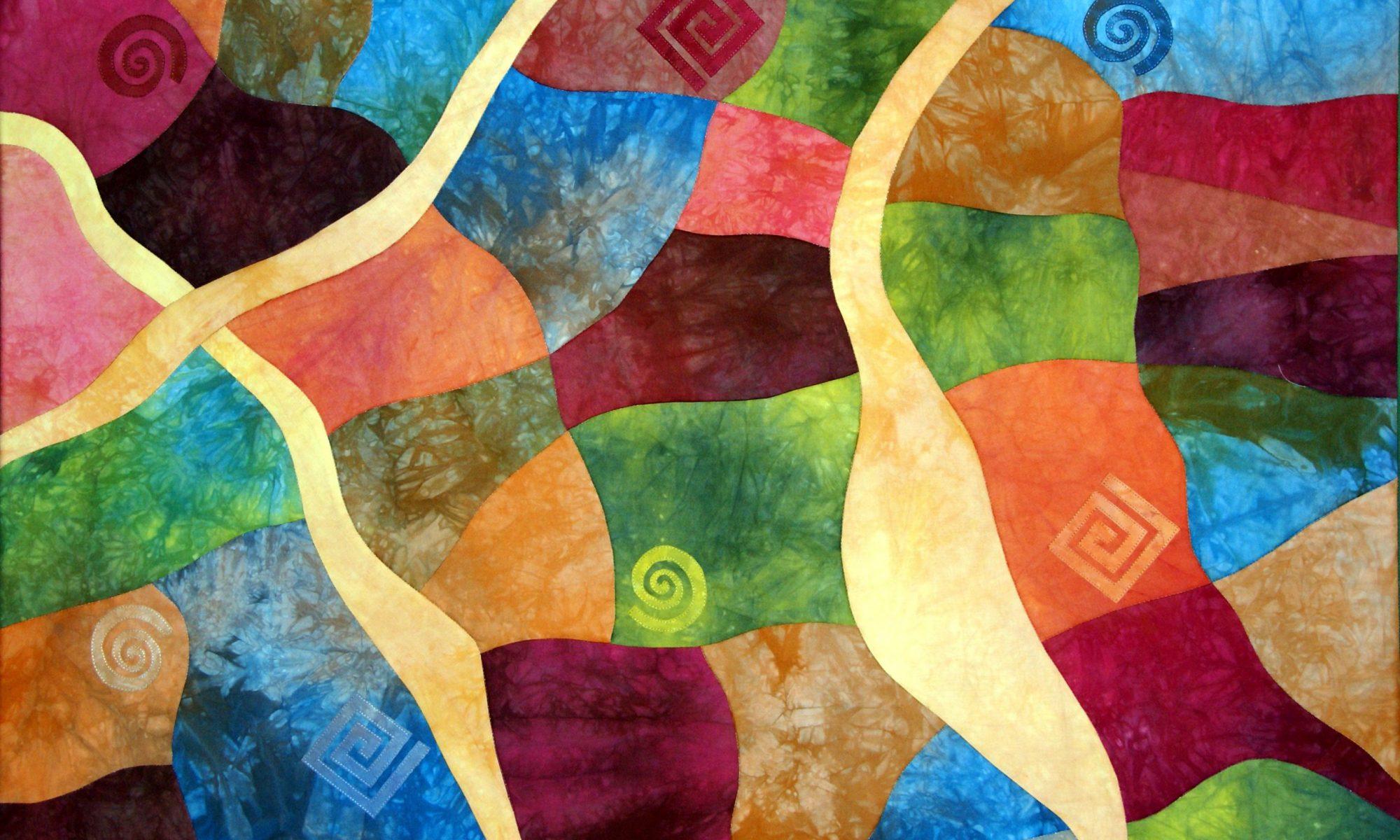 Textilkunst Sonja Streichert
